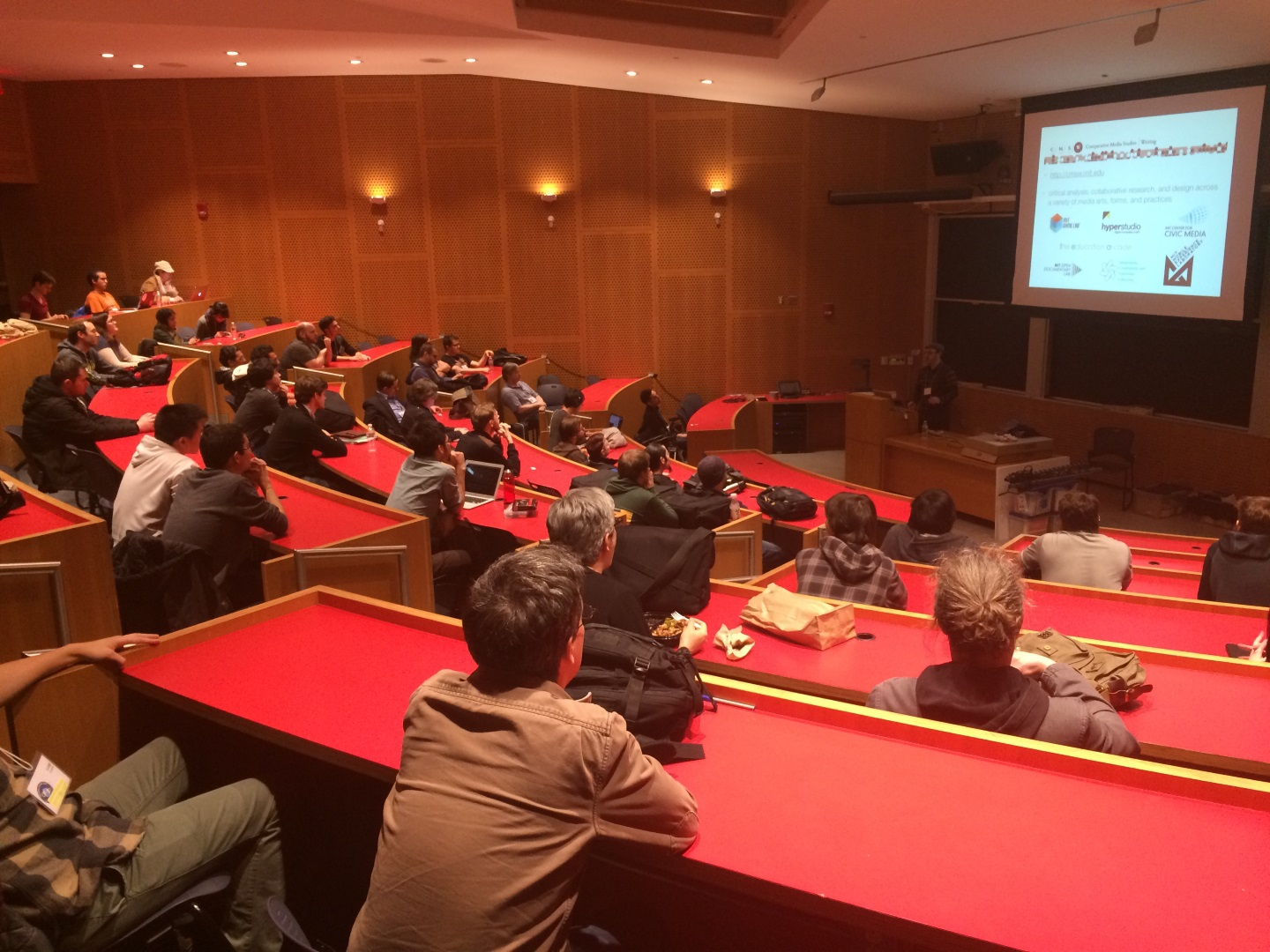 Global Game Jam 2015 starting up @ MIT Cambridge!